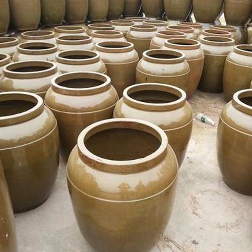 民用土陶水缸